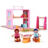 Zenit Boxset Doll house
