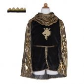 Great Pretenders Gold Knight Set (Tunic, Cape,