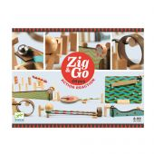 Djeco Construction - Zig & Go Zig & Go - 48 pcs