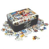 Jigsaw Puzzle 'Your Country Needs You' 500 pcs (Air Plane Montage)