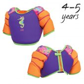 Zoggs SeaUnicorn WaterWings Vest Purple 4-5 years