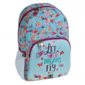 Βusquets School backpack DREAMS spring