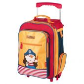Sigikid Kapt'n Kitta, suitcase with wheels