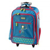 Sigikid Suitcase with wheels, Ritter R