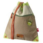 Sigikid Gym bag, Forest Grizzly
