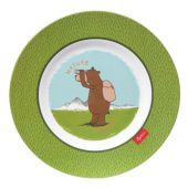 Sigikid Melamine plate, Forest Grizzly
