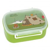 Sigikid Lunch box, Forest Grizzly