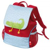 Sigikid Backpack crocodile, sigibags