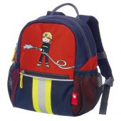 Sigikid Backpack small, Frido Firefighter