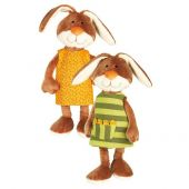 Sigikid Sweety, bunny with reversible dress