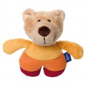 Sigikid Grasp toy bear, Blue Collection