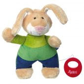 Sigikid Musical rabbit, Blue Collection