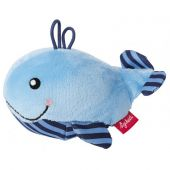 Sigikid Grasp toy Rattle whale