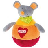Sigikid Mouse tumbling toy