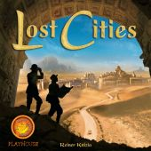 Board card game 'Lost Cities'