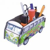 Werkhaus pencil-holder Hippie bus