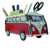 Werkhaus pencil-holder VW red