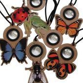 Prismatic double lens insects (Display 24pcs)