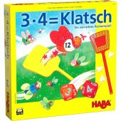 Haba board game '3 Times 4 : Swat'