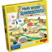 Haba board game My first Treasury of Games