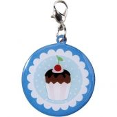 Pendant charms M- muffin