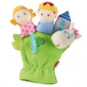 Haba Glove puppet Fairy tale Prince & Princess