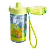 Haba Glitter Water bottle Tractor