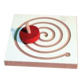 Spinning wheel, dimensions: 12x12 cm