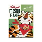 Nostalgic Μεταλλικό μαγνητάκι 'Kellogg's Frosted Flakes Tony Tiger'
