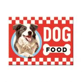Nostalgic Magnet Dog Food