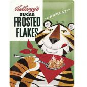 Nostalgic Μεταλλικός πίνακας 'Kellogg's Frosted Flakes Tony Tiger'