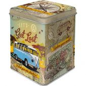Nostalgic Tea Box VW Bulli - Let's Get Lost Volkswagen