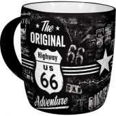 Nostalgic Κούπα 'US Highways Highway 66 The Original Adventure'