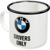 Nostalgic Κούπα σμάλτου BMW - Drivers Only