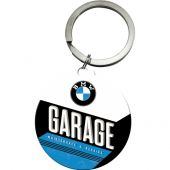 Nostalgic Key chain BMW Garage
