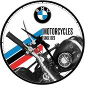 Nostalgic Ρολόι τοίχου BMW - Motorcycles Since 1923