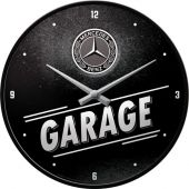 Nostalgic Ρολόι τοίχου Mercedes-Benz - Garage Mercedes-Benz