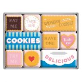 Nostalgic Magnet Set Home & Country Wonder Cookies