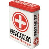 Nostgalgic Plaster Box First Aid Kit - Classic