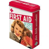 Nostgalgic Plaster Box First Aid Kit - Couple