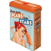 Nostgalgic Plaster Box Turn Your Scars Into Stars