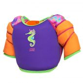 Zoggs SeaUnicorn WaterWings Vest Purple 1-2 years