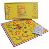 Board game Snakes and Ladders 1920 (Retro Games)