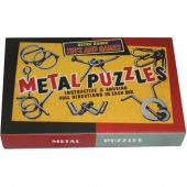 Metal Puzzles 1960 (Retro Games)