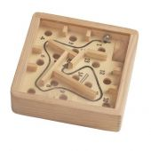 Svoora Wooden Mind up Puzzle 'Mini Labyrinth'