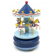 Musical carousel starry