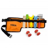 Viga wooden tools and Belt