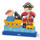 Viga Magnetic 3D Puzzle - Pirate