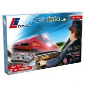 Electric Train Set with Console Controller