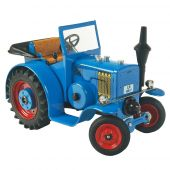 Windup metal tractor Eilbulldog HR7 Scale:1:25